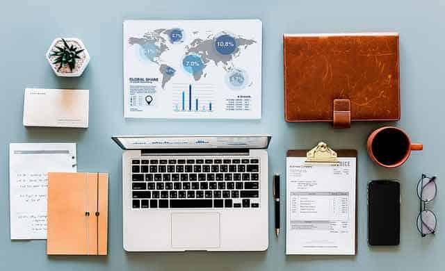 Maestrías Oficiales en España - Portatil, cafe, agenda etc. Elementos para estudiar una Maestría Virtual