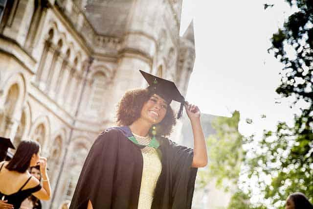 Graduada de Maestría Oficiales en Línea España