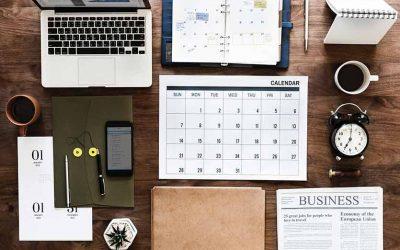 Planificar Estudio y Trabajo