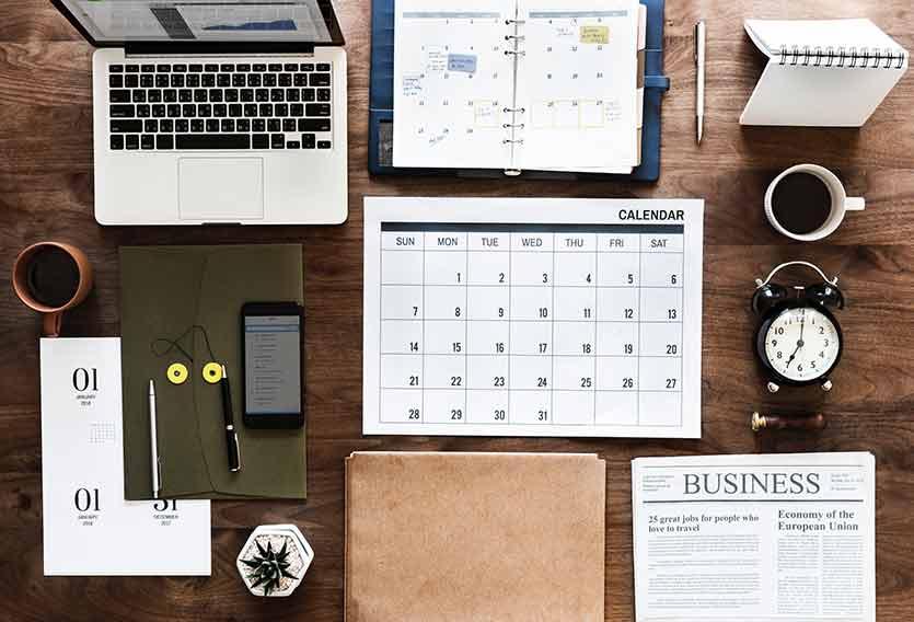 planificar estudio y trabajo - como planificar nuestros días
