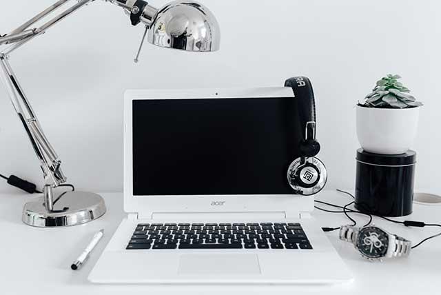 Un portátil es necesario para las maestrías virtuales