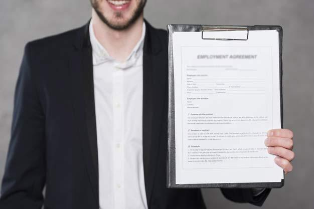 Persona encargada de las Técnicas de selección de reclutamiento y selección de personal