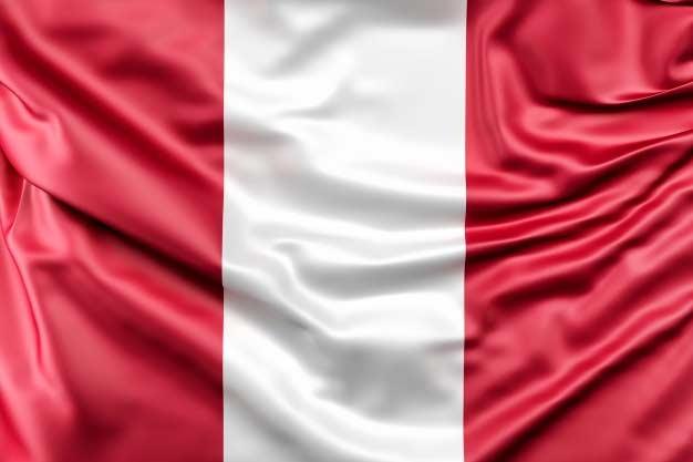 Bandera de Perú, Estudiar Maestrías Virtuales en Peru