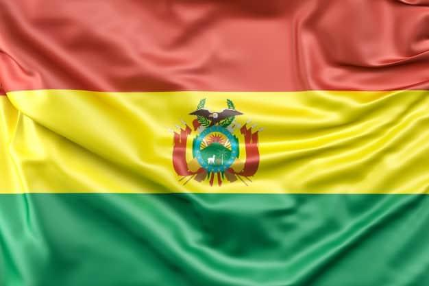 En esta primera imagen de las maestrías virtuales en Bolivia 2021, se puede ver la bandera del país.