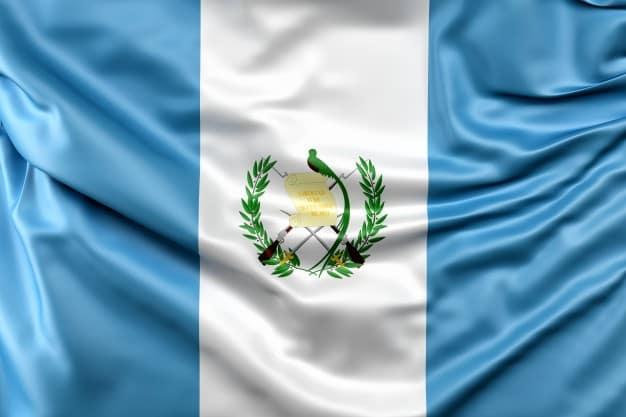 La bandera de Guatemala es la portada de este artículo sobre maestrías virtuales en Guatemala 2021.